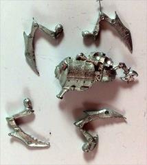 Brass Arachnid #1