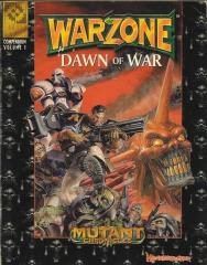 Warzone Compendium #1 - Dawn of War