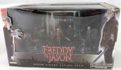 Freddy vs. Jason Action Pack