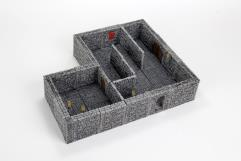 Dungeon Tiles II Full Height Stone Walls Expansion