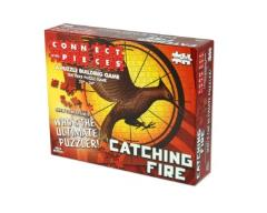 Hunger Games, The - Catching Fire, Puzzle Building Game (700)