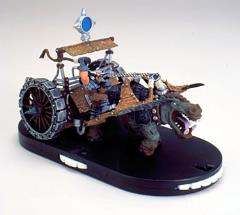 Black Powder Rebel War Wagon