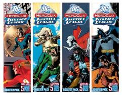 Justice League Booster Pack (Case - 20 Packs)