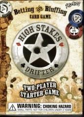 High Stakes Drifter - Two-Player Starter Game
