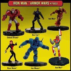 Marvel HeroClix Classics - Iron Man Mega Battle Pack