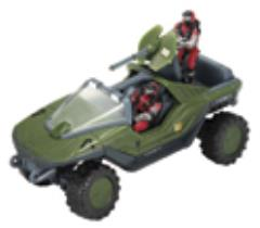 Warthog Vehicle Pack