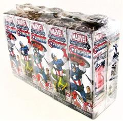 Captain America Booster Pack (Case - 20 Packs)