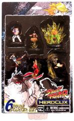 Street Fighter Starter Set