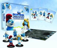 Smurfs, The - No Smurf Left Behind Collectible Game