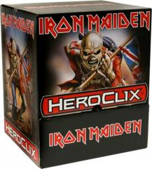 Iron Maiden Gravity Feed Booster Pack (Case - 24 Packs)