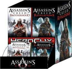 Assassin's Creed - Brotherhood & Revelations Gravity Feed Booster Box (Case - 24 Packs)