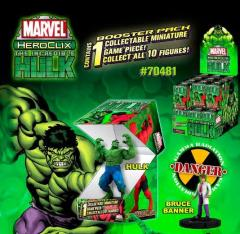 Incredible Hulk, The - Booster Pack (70481)