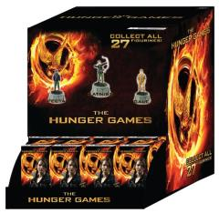 Hunger Games, The - Gravity Feed Booster Pack (Case - 24 Packs)