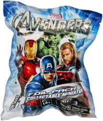 Avengers Movie, The - Gravity Feed Foil Booster Pack