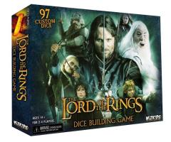Lord of the Rings, The - Dice Building Game