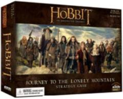 Hobbit, The - Journey to the Lonely Mountain