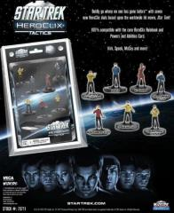 Star Trek - Tactics, Away Team 7-Pack