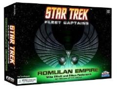 Star Trek - Fleet Captains, Romulan Empire Expansion