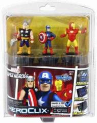 TabApp Pack - Marvel Super Heroes