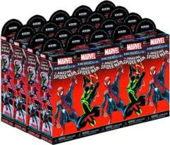Amazing Spider-Man, The - Booster Pack (Case - 20 Packs)