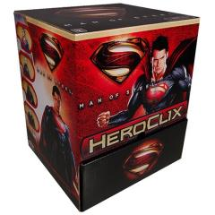Man of Steel Gravity Feed Booster Pack (Case - 24 Packs)