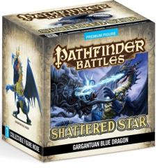 Shattered Star - Gargantuan Blue Dragon
