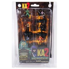 KA2 Fast Forces Pack