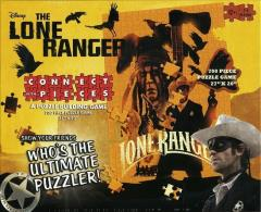 Lone Ranger, The - Shuffling the Deck Card Game