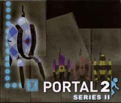 Portal 2 - Sentry Turret Series 2 Booster Pack (Case - 12 Packs)