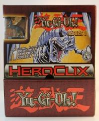 Yu-Gi-Oh! HeroClix - Series 1 Gravity Feed Booster Pack (Case - 24 Packs)
