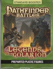 Legends of Golarion Standard Booster Pack