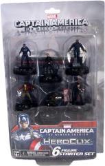Captain America - The Winter Soldier Starter Set