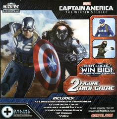 Captain America - The Winter Soldier, Mini-Game