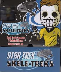 Skele-Treks Series 1 Booster Pack (Case - 24 Packs)