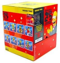 Simpsons, The - 25th Anniversary Series 2 Booster Pack (Case - 24 Packs)