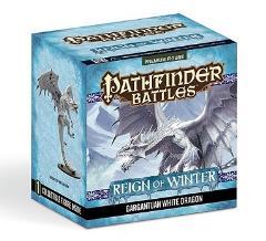 Reign of Winter - Gargantuan White Dragon