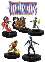 Guardians of the Galaxy - Inhumans Fast Forces Pack