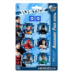 Justice League - Trinity War Dice & Token Pack