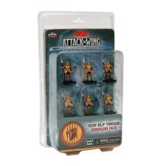 Wave 1 - Sun Elf Troop Expansion Pack