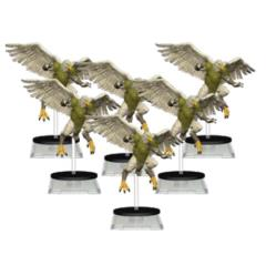 Wave 2 - Aarakocra Troop Expansion Pack