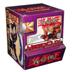 Yu-Gi-Oh! HeroClix - Series 3 Gravity Feed Booster Pack (Case - 24 Packs)