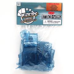 Attack Wing - Base & Peg Set, Blue