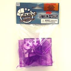 Attack Wing - Base & Peg Set, Purple