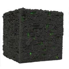 Borg - Borg Cube 112 Expansion Pack