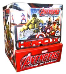 Avengers - Age of Ultron Movie Gravity Feed Booster Pack (Case - 24 Packs)
