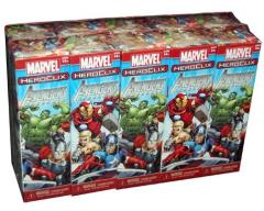 Avengers Assemble Booster Pack (Brick - 10 Packs)