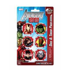 Avengers Assemble - Dice & Token Pack, Iron Man
