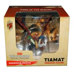 Tyranny of Dragons, Tiamat Premium Figure