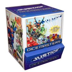 Justice League - Booster Pack (Case - 90 Packs)