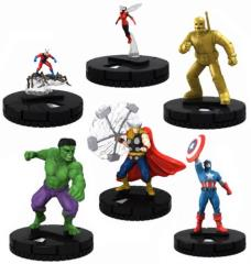 Avengers - Classic Fast Forces Pack